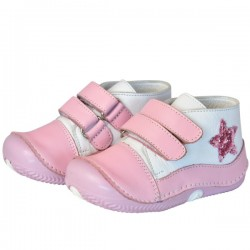 pink-star-boot